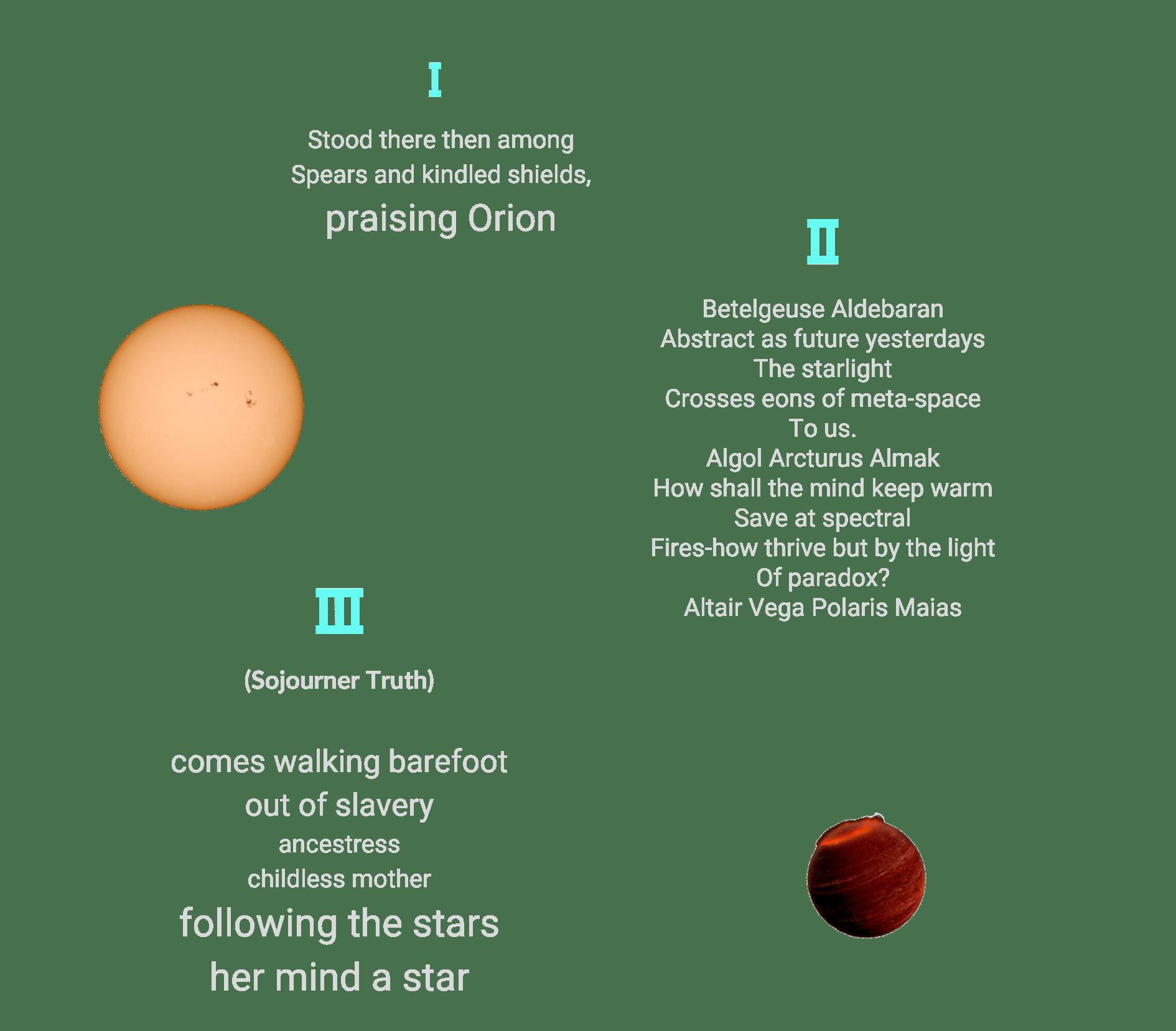 Stars by Robert Hayden 1